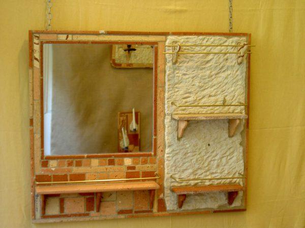 <span>Consolle da muro con specchio</span><i>→</i>